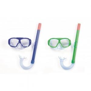 Set Snork Freestyle 7-14 Anni Attrezzatura Da Immersione Per Bambini Diversi Colori Assortiti Sicurezza Divertimento