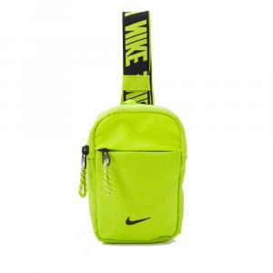 Nike Borsello a Tracolla Verde Fluo Unisex