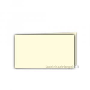 20 pz - Bigliettino bomboniere Matrimonio 4.5x2.5 cm - Cod. 3889
