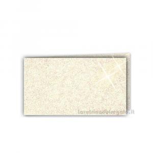 20 pz - Bigliettino bomboniere Matrimonio 4.5x2.5 cm - Cod. 3890