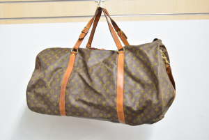 Travel Duffle Bag Louis Vuitton Replica 70x36 Cm (defect Handles)