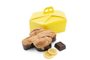 Colomba cioccolato e limone