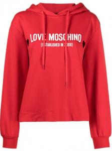 Felpa donna Love Moschino