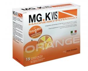 Mgk Vis Orange Zero Zuccheri 15 Bustine
