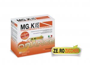 Mgk Vis Orange Zero Zuccheri 30 Bustine