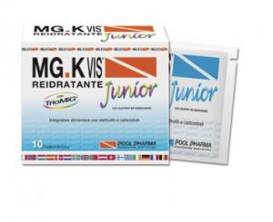 Mgk Vis Junior Arancia 10 Bustine