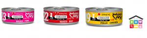 Disugual mini-me adult sterilized pollo, maiale,manzo 0,85g