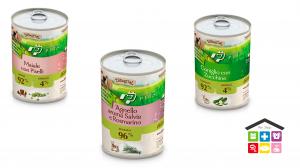 Professional pets patè 400g agnello salvia e rosmarino, coniglio e zucchine, maiale e piselli