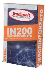 INTONACO FIBRORINFORZATO GRIGIO KG 25