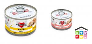 Disugual umido puppy 150g pollo, salmone