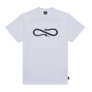 PROPAGANDA Tee Logo White