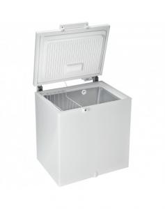 Congelatore pozzetto pozzo Orizzontale  HOTPOINT Classe A++ Capacità 200 L Colore Bianco Cod: CS2A 200 H FA TK