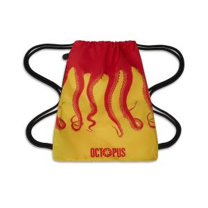 OCTOPUS Backpack Original Red yellow - PRODOTTO ESCLUSO DA PROMOZIONI