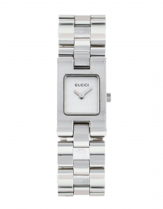 OROLOGIO GUCCI ACC WHITE SMALL LADY