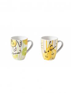Brandani 2 tazze mug allegra combriccola