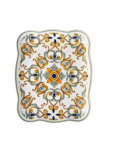 Brandani vassoietto porcellana Medicea 19x16