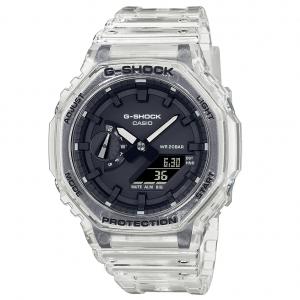 Casio G-Shock Skeleton trasparente