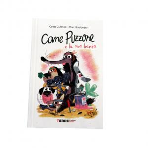 Cane puzzone e la sua banda libro per bambini