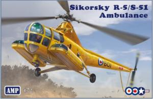 Sikorsky R-5/S-51 Ambulance