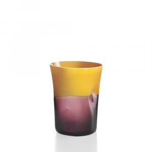 Bicchiere Acqua Dandy Girasole Viola