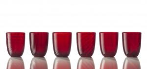 Collezione Idra Colore Rosso