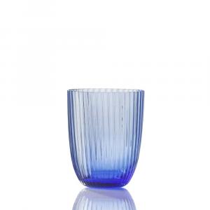 Bicchiere Idra Rigato Bluino