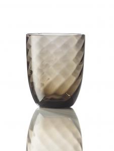 Bicchiere Ottico Torsè Marrone