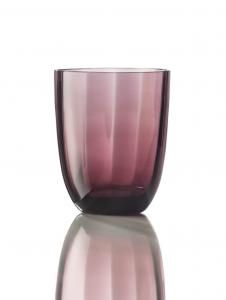 Bicchiere Idra Ottico Violetto