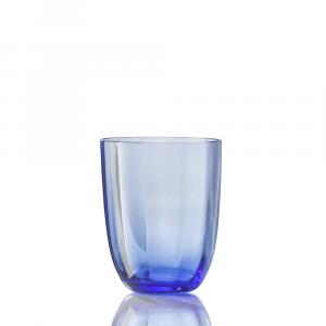 Bicchiere Idra Ottico Bluino