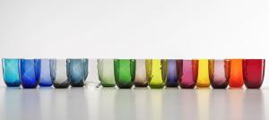 Collezione Bicchieri Idra Lente