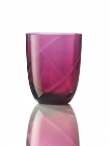 Bicchiere Idra Lente Rubino