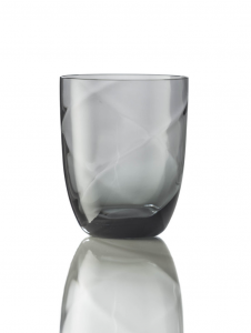 Bicchiere Idra Lente Grigio