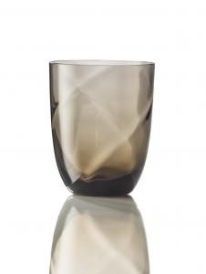 Bicchiere Idra Lente Marrone