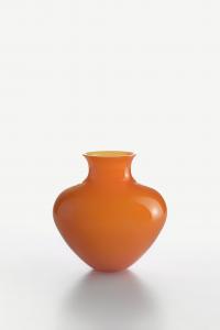 Vaso Antares Medio Arancio 0040