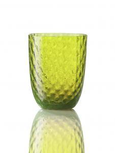 Bicchiere Idra Balloton Verde Acido