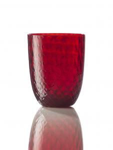 Bicchiere Idra Balloton Rosso