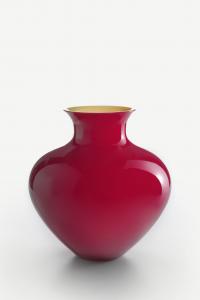 Vaso Antares Grande Rosso 0040
