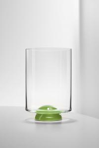 Bicchiere Acqua Dot Pisello
