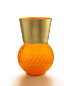 Vaso Grande Basilio Arancio