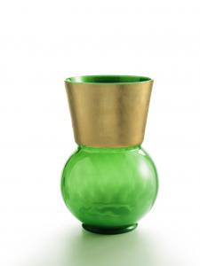 Vaso Medio Basilio Verde Pino