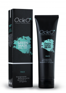 Ocleò - Green mask peel-off 150ml