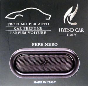 Profumo auto ricaricabile pepe nero