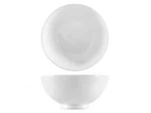 Scodella Porcellana bianca cm14