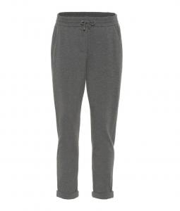 Pantalone dalla linea sportiva Brunello Cucinelli