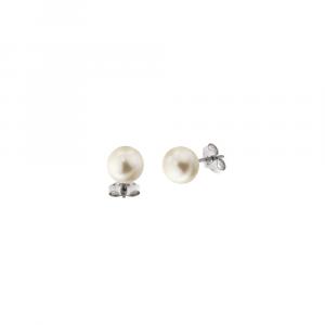 Paio Orecchini Perla 6-6,5
