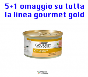 PURINA | GOURMET GOLD - Mousse / Gusto: Tacchino - 85gr