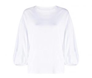 T-shirt con maniche a palloncino Fabiana Filippi
