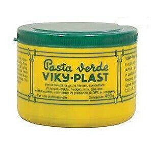 PASTA VERDE VIKY PLAST