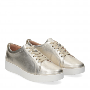 Fitflop Rally sneaker platino