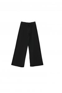 B.yu BY00111 Pantalone in maglia cropped